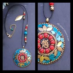 Collier Perle Indonésienne