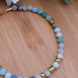 Bracelet de Cheville Amazonite