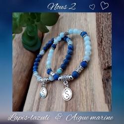 Ensemble bracelets...